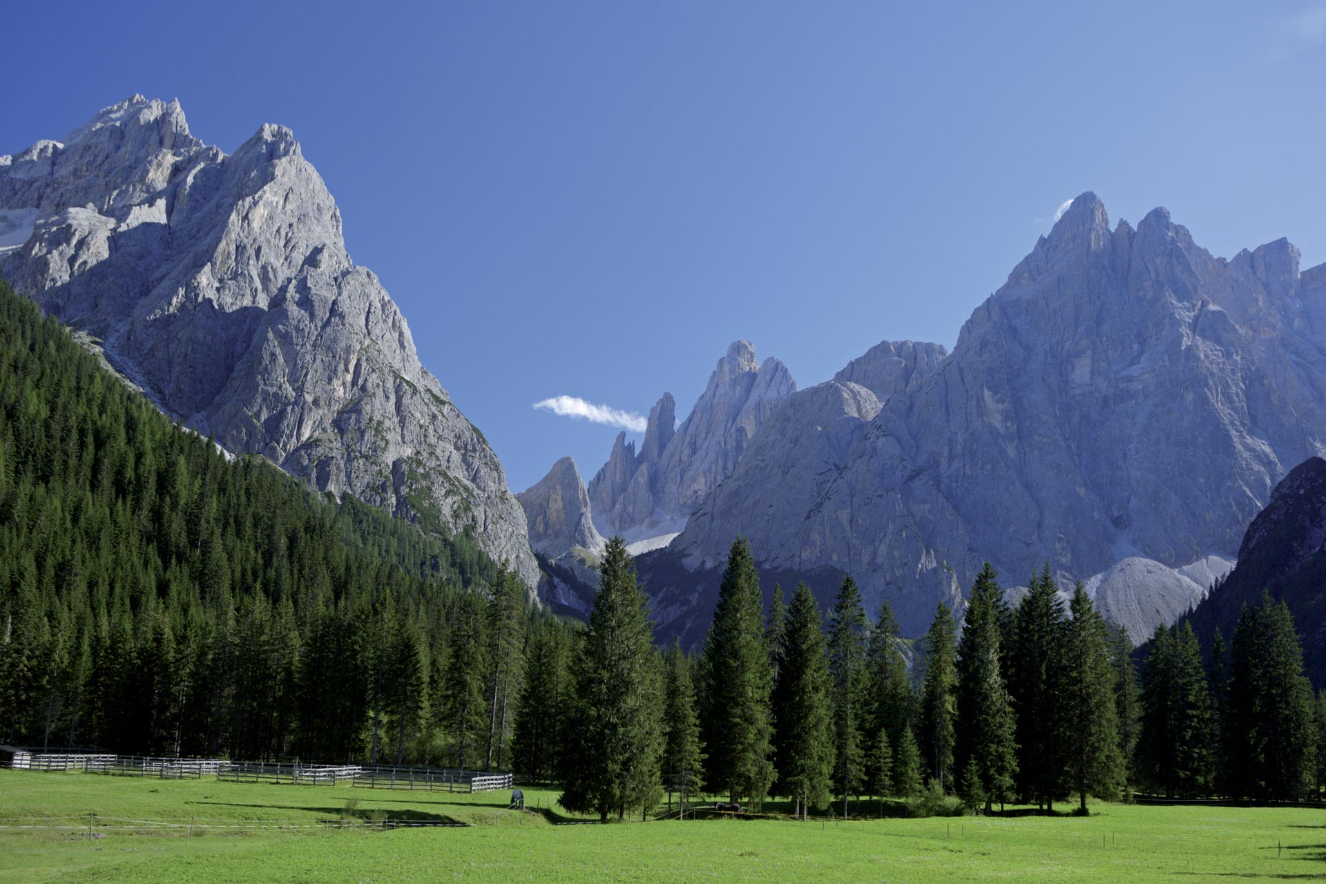 South-Tyrol-Mountains