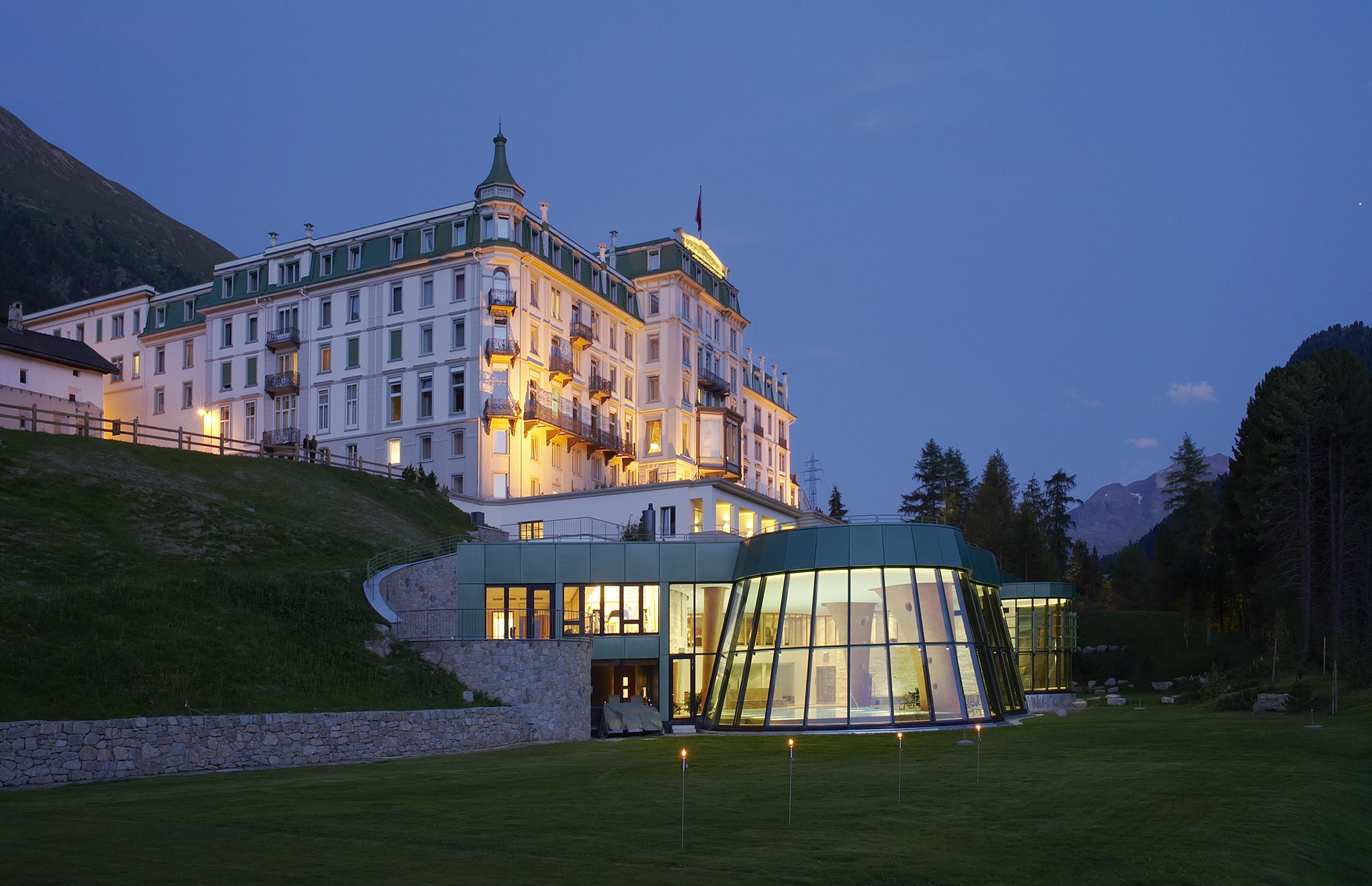 Grand Hotel Kronenhof And A Grand Swiss Experience