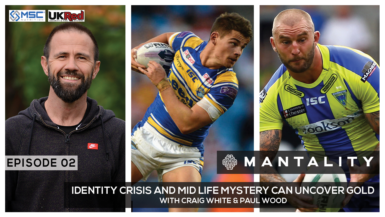 Identity Crisis and Midlife Mystery Can Uncover Gold – Podcast #002
